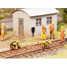 Noch 13641 Gleisbauarbeits-Set, H0