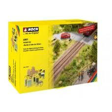 """Noch 60811 Perfekt-Set """"Rechts & links der Gleise"""""""