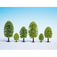 Noch 32901 Laubbäume, 10 Stück, 3,5 - 5 cm hoch