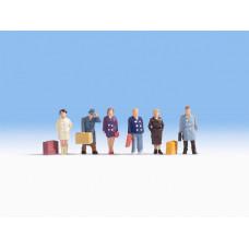 Noch 15219 Reisende Inhalt: 6 Figuren + Zubehör