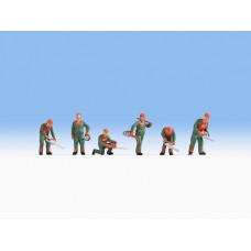 Noch 36061 Waldarbeiter