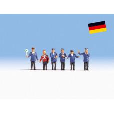 Noch 36265 Bahnbeamte Deutschland