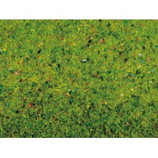 Noch 00270 Grasmatte Blumenwiese, 120 x 60 cm