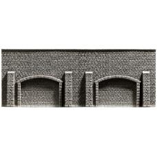 Noch 34858 Arkadenmauer, 19,8 x 7,4 cm