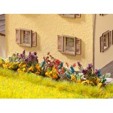 Noch 14050 Laser-Cut Blumengarten, 17 Pflanzen