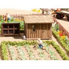 Noch 14109 Obstgarten-Set HO