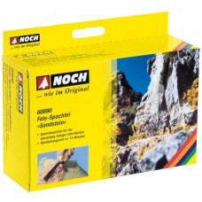 """Noch 60890 Fels-Spachtel """"Sandstein"""" braun, 400g"""