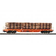 Piko 54681 Tragwagen Sgnss Holztransport Wascosa