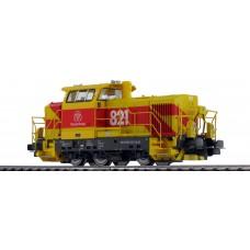 Piko 52664 Diesellok Vossloh G6 thyssenkrupp (MTU)