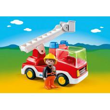 Playmobil 6967 Feuerwehrleiterfahrzeug