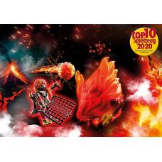 Playmobil 70227 Burnham Raiders Feuergeist und die Hüterin des Feuers