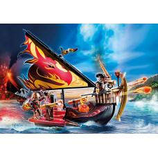 Playmobil 70641 Burnham Raiders Feuerschiff