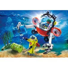 Playmobil 70142 Seenot: Umwelteinsatz mit Tauchboot