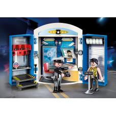 """Playmobil 70306 Spielbox """"In der Polizeistation"""""""