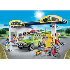 Playmobil 70201 Große Tankstelle