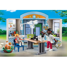 "Playmobil 70309 Spielbox ""Beim Tierarzt"""