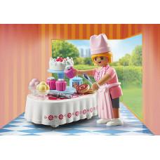 Playmobil 70381 Candy Bar