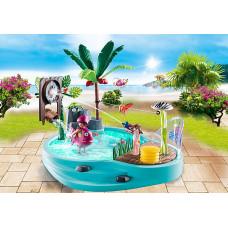 Playmobil 70610 Spaßbecken mit Wasserspritze
