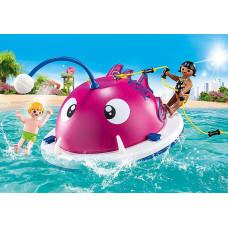 Playmobil 70613 Kletter-Schwimminsel
