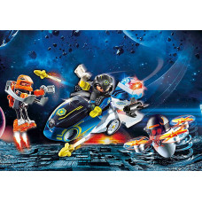 Playmobil 70020 Galaxy Police-Bike