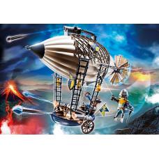 Playmobil 70642 Novelmore Darios Zeppelin
