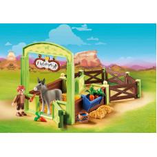 """Playmobil 70120 Pferdebox """"Snips & Herr Karotte"""""""