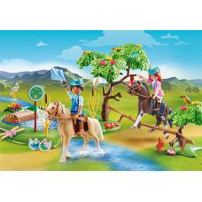 Playmobil 70330 Herausforderung am Fluss