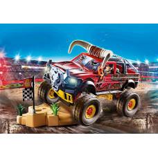 Playmobil 70549 Stuntshow Monster Truck Horned
