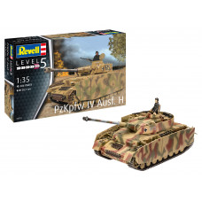 Revell 03333 Panzer IV Ausf. H