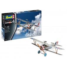 Revell 03885 Nieuport 17  1:48