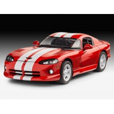 Revell 67040 Model Set Dodge Viper GTS  1:24