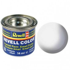 Revell 32104 weiß, glänzend RAL 9010 14 ml-Dose