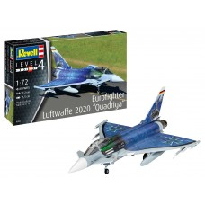 "Revell 03843 Eurofighter ""Luftwaffe 2020 Quadriga"""