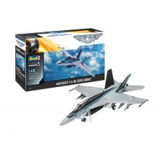 """Revell 03864  F/A-18E Super Hornet """"Top Gun"""""""