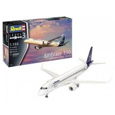 "Revell 03883 Embraer 190 Lufthansa ""New Livery"""