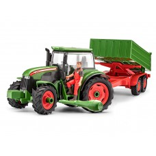 Revell 00817 Trecker Modellauto mit Anhänger 1:20