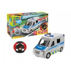 Revell 00972 Junior Kit RC Police Van
