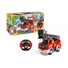 Revell 00974 Junior Kit RC Fire Ladder