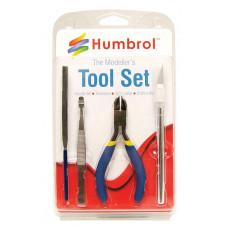 Humbrol 488150 Werkzeug-Set, klein