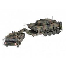 """Revell 03311 SLT 50-3 """"Elefant"""" + Leopard 2A4"""