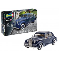 Revell 07042 Luxury Class Car Admiral Saloon 1:24