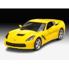 Revell 07449 2014 Corvette Stingray 1:24