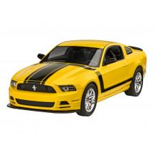 Revell 07652  2013 Ford Mustang Boss 302