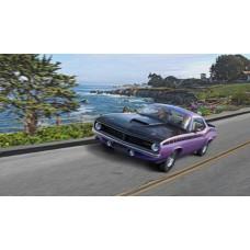 Revell 07664  '70 Plymouth AAR Cuda