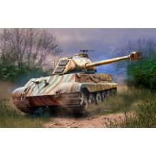 Revell 03138 Tiger II Ausf. B (Porsche Prototype Turret) 1:72