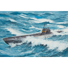 Revell 05100 Deutsches U-Boot TYPE VII C/41 Atlantic Version