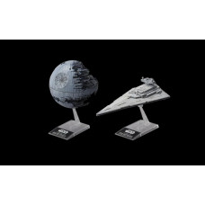 Revell 01207 Death Star II + Imperial Star Destroyer
