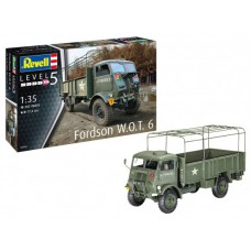 Revell 03282 Fordson W.O.T. 6