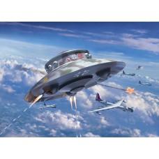 Revell 03903 Flying Saucer Haunebu II 1:72