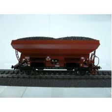 Roco 47905.1 Güterwagen Selbstentladewagen mit Kohle DB
